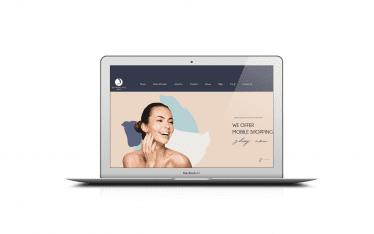 Mabble Media - Creative Agency | Dermaplane Website
