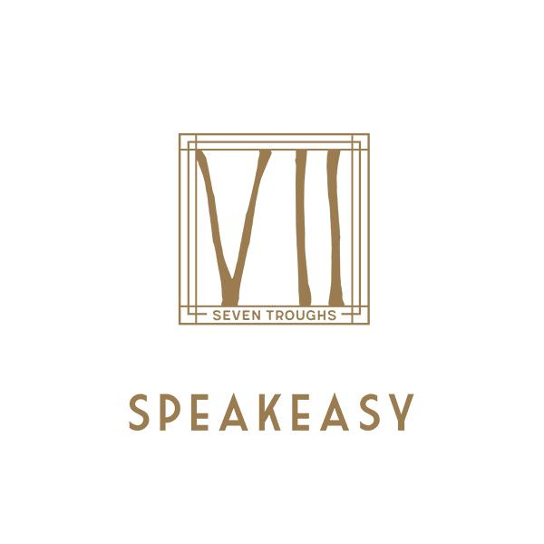 Mabble Media - Creative Agency | 7 Troughs Logo | Website | Print