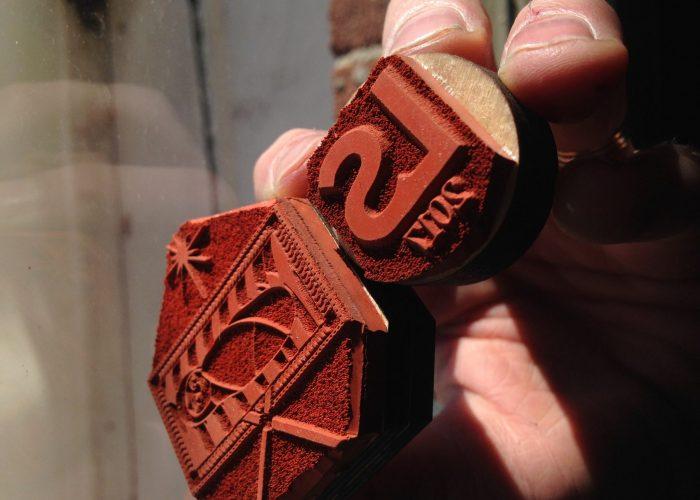 Tactile Branding Stamps