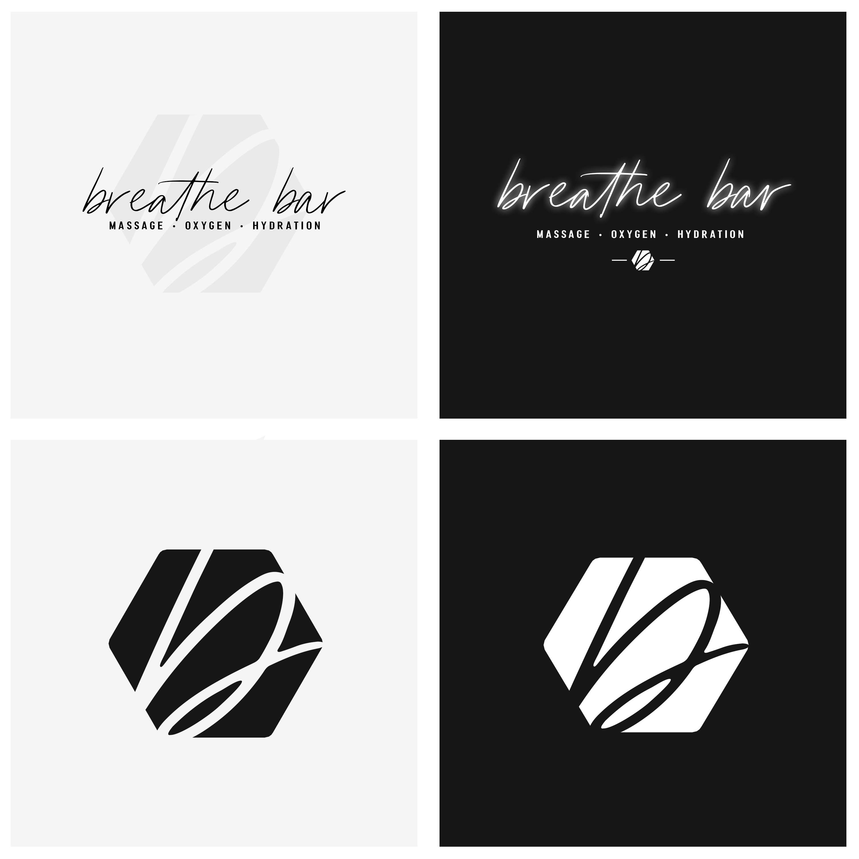 Mabble Media - Creative Agency | Breathe Bar Logo | Brand Guide | Website | Photography | Social Strategy