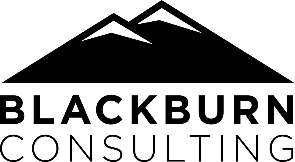 Mabble Media - Creative Agency | Blackburn Consulting Logo | Brand Guide | Photography | Website