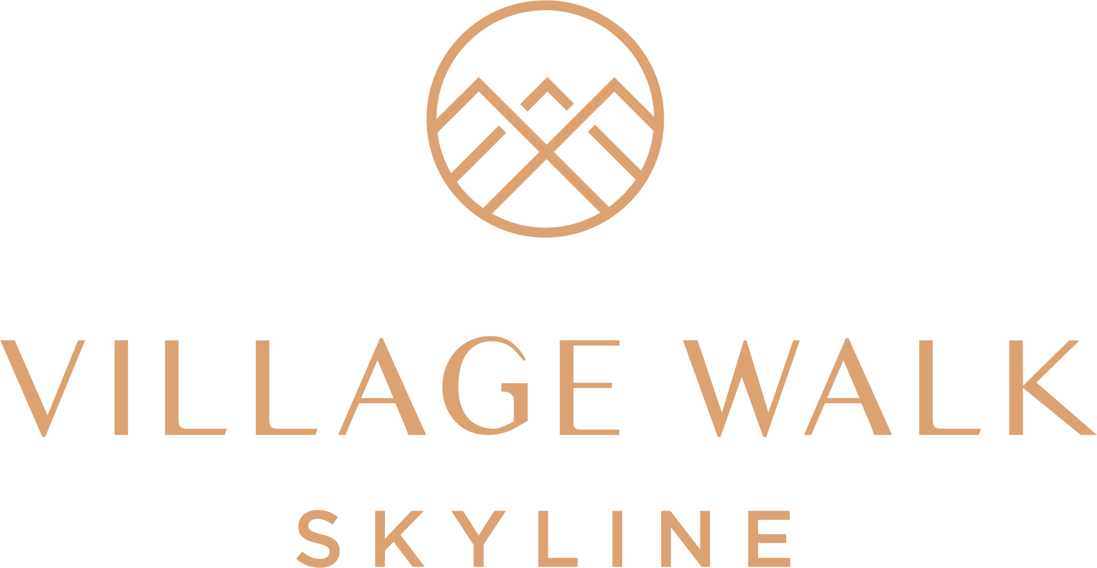 Mabble Media - Creative Agency | Village Walk Skyline Logo | Brand Guide | Video