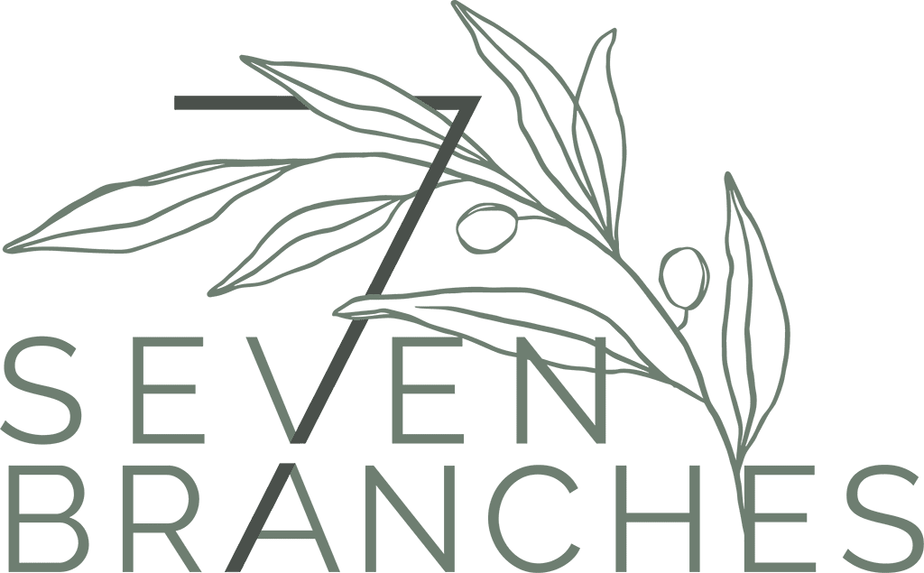 Seven Branches Venue and Inn Logo