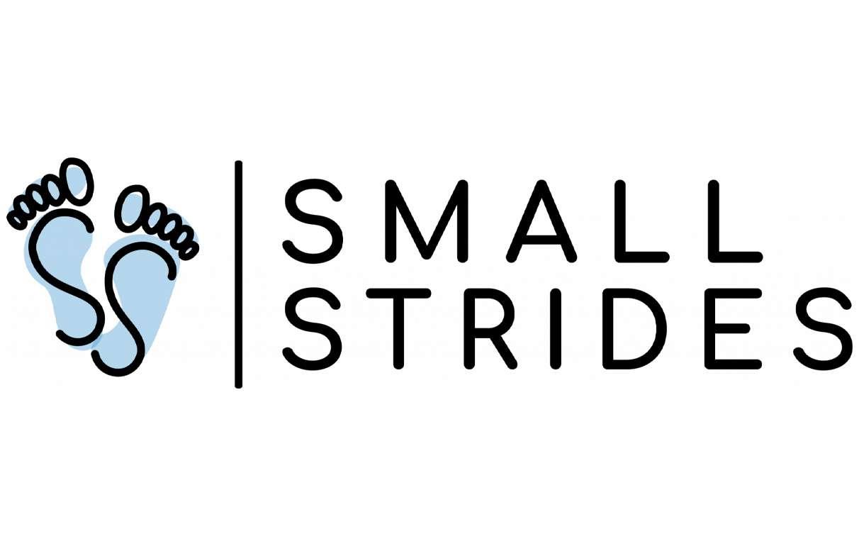 Small Strides Logo